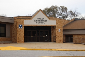 Homan Elementary School Image