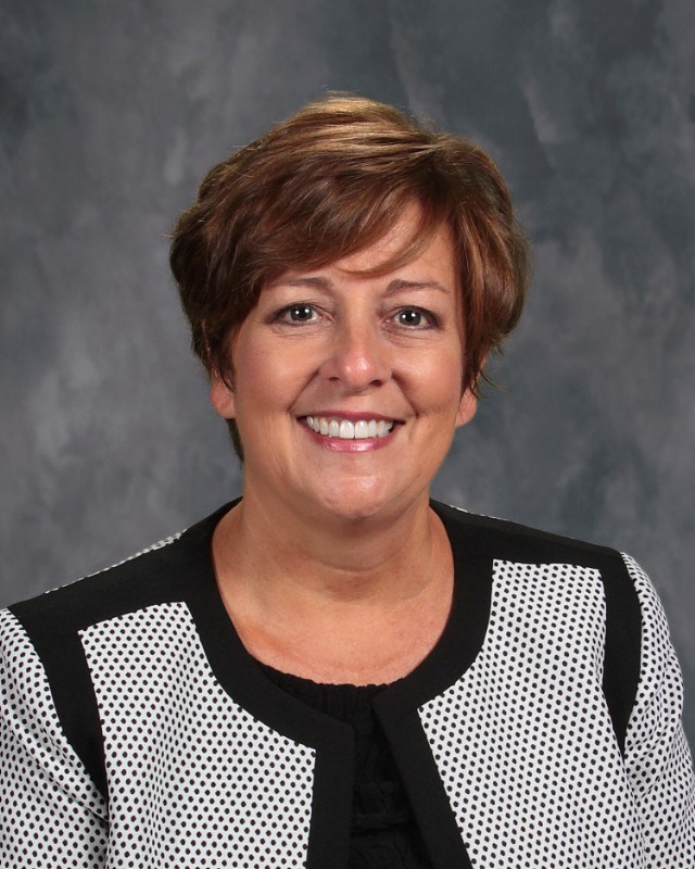 Director of Primary Education Theresa Schoon