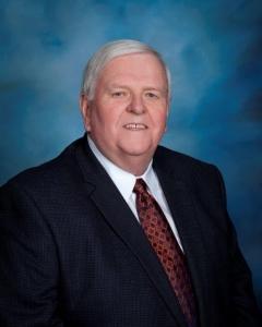 School board member Howard Marshall