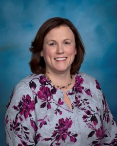 Director of Special Education Rebecca Gromala