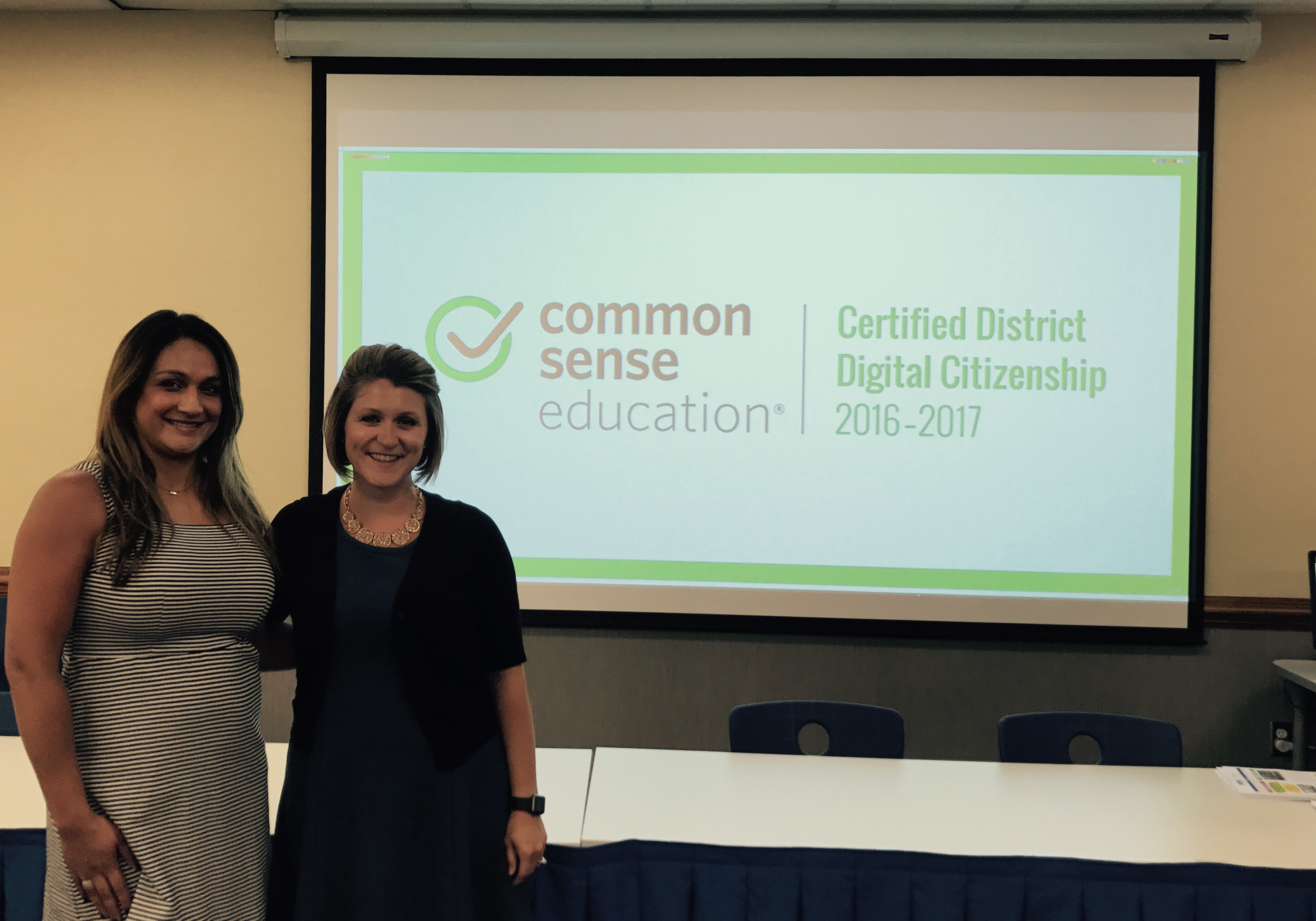 Lake Central has been recognized as a Common Sense Certified School District for our efforts in teaching digital citizenship to students and engaging the community in this very important topic as well. Thank you to Christina Perez, Jolene Bogacki, and all of our LC technology trainers and computer teachers who helped the district earn this distinction.
