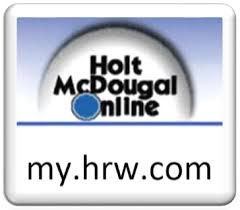 Holt McDougal Online - My HRW