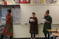 Students peform Act 2