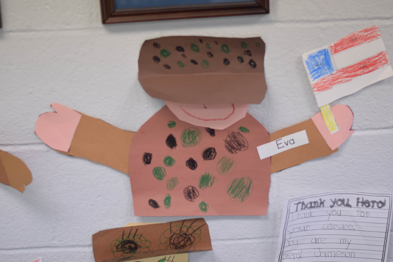 Student crafts
