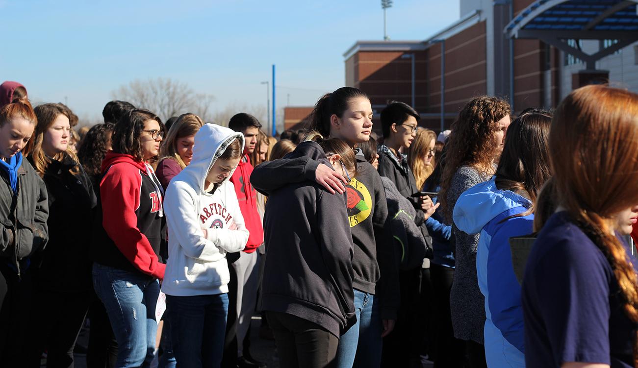 Students mourn Parkland Flordia