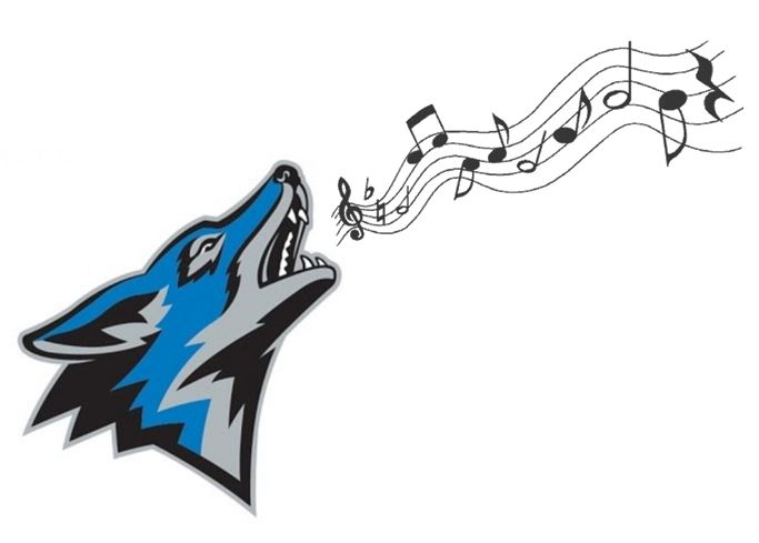 Clark choir logo