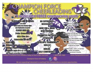 Champion Force Cheerleading