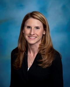 Director of Secondary Education Sarah Castaneda