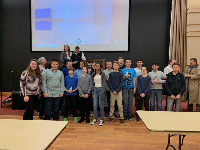 Math Counts team members from Clark and Kahler traveled to Valpo University on February 6 th . Clark Middle School had 7 members qualify for the state meet at Purdue University Lafayette in March. Outstanding performances by all students!