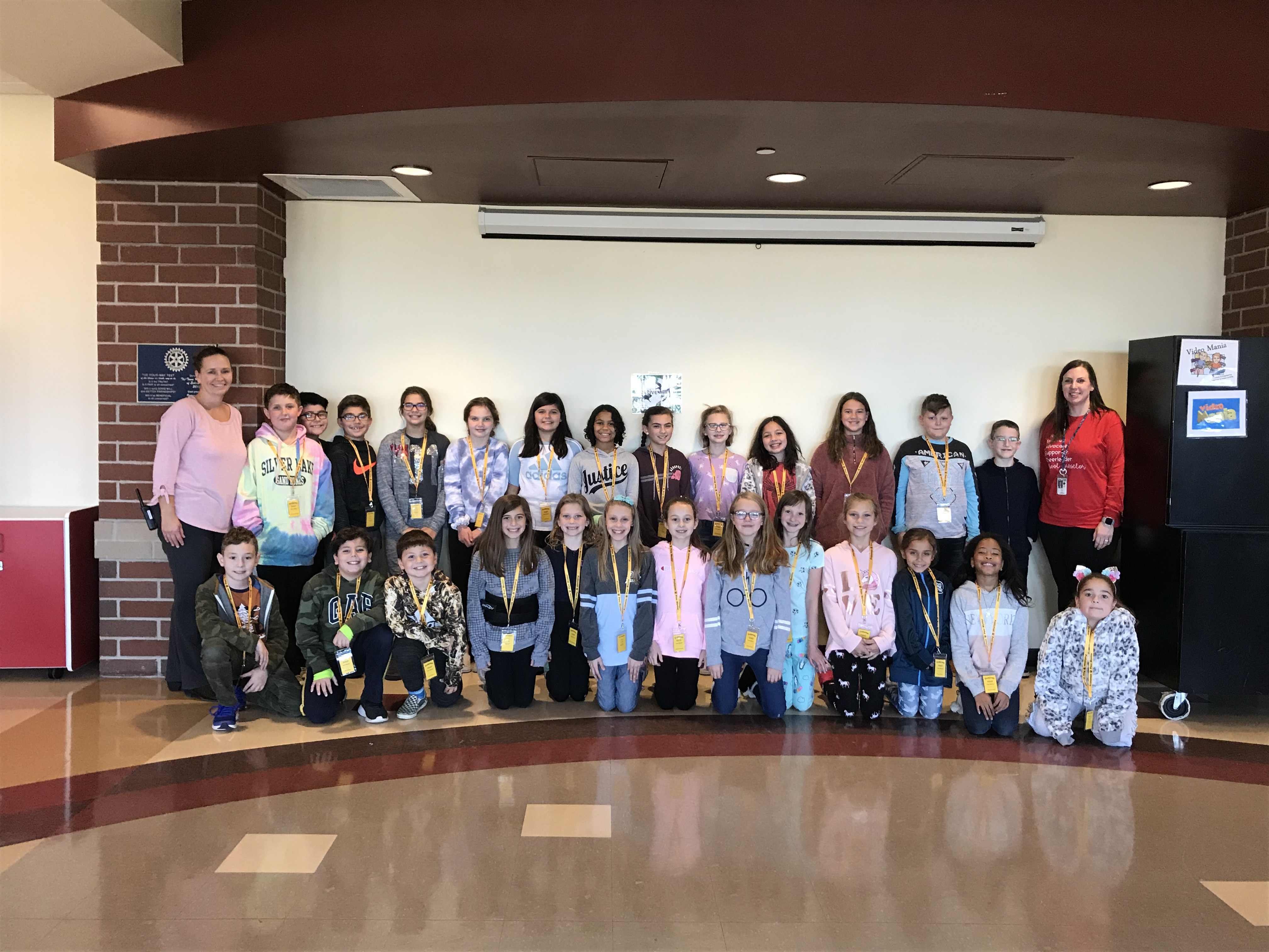 Congratulations to our Protsman Grade 4 Paws Peer Mentors! They have completed their training program and are ready to begin mentoring other students throughout the building.