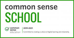Common Sense District Badge